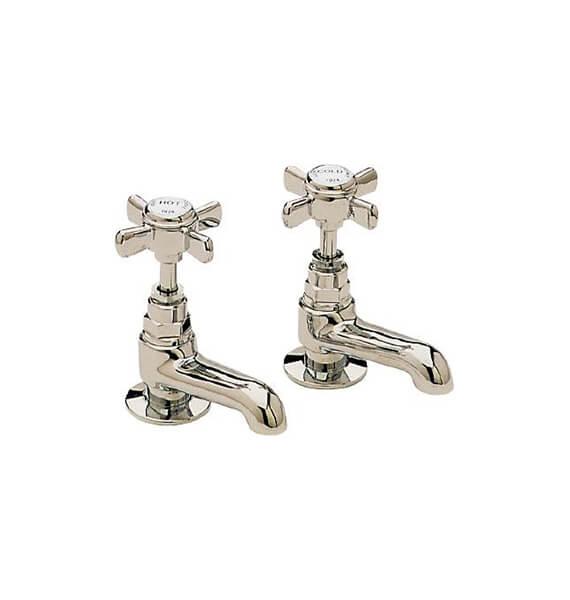 Kitchen Sink// Bathroom// Cloakroom Basin Tap Back Nuts 1//2/'/' Plastic pair