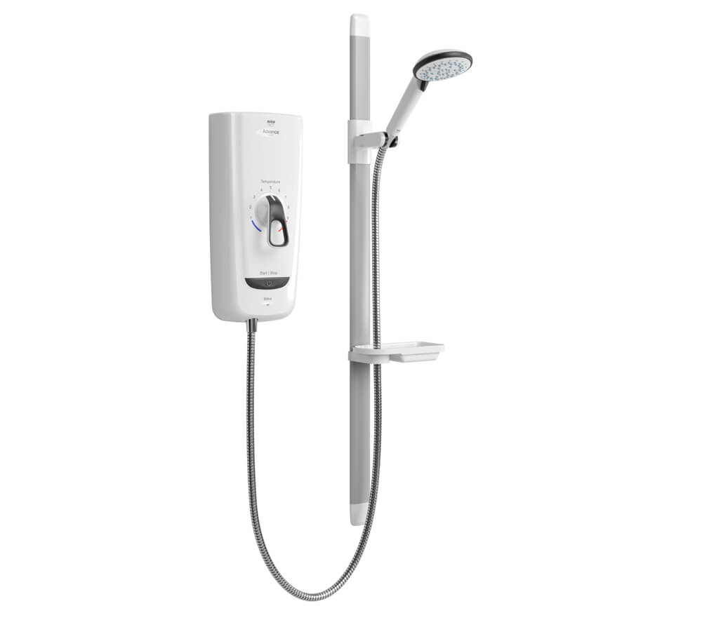 Mira Advance Flex 8.7kW Thermostatic Electric Shower - 1.1785.003