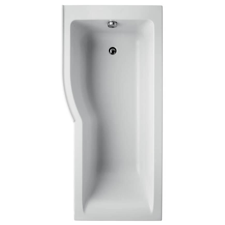 Ideal Standard Concept Air 1700 x 800mm Left Hand Idealform Shower ...
