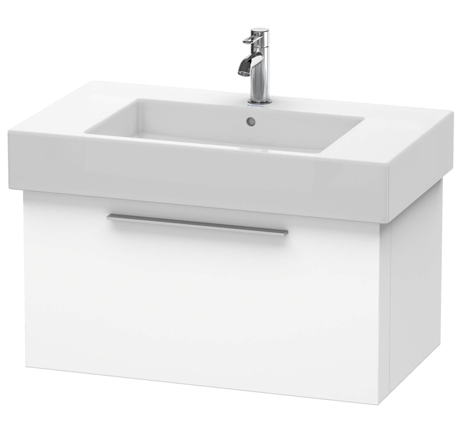 Duravit Fogo 800 X 850mm Wall Mounted Vanity Unit For Vero