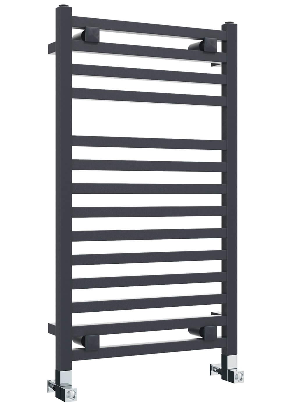Vogue Squire 480mm Width Mildsteel Straight Towel Rail