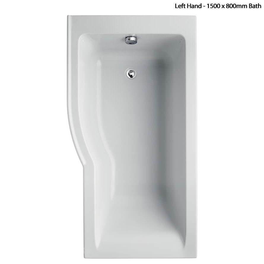 Ideal Standard Concept Air Idealform Plus Shower Bath