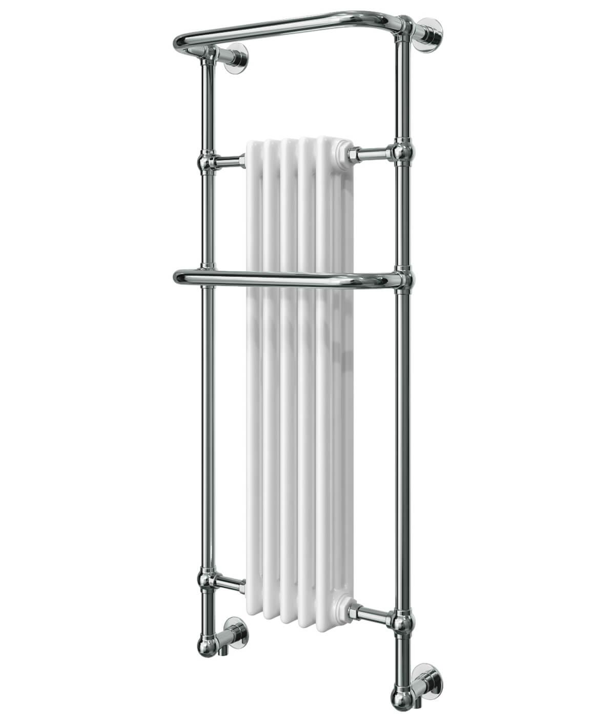 Vogue Regency Tall 575 x 1403mm Traditional Towel Rail