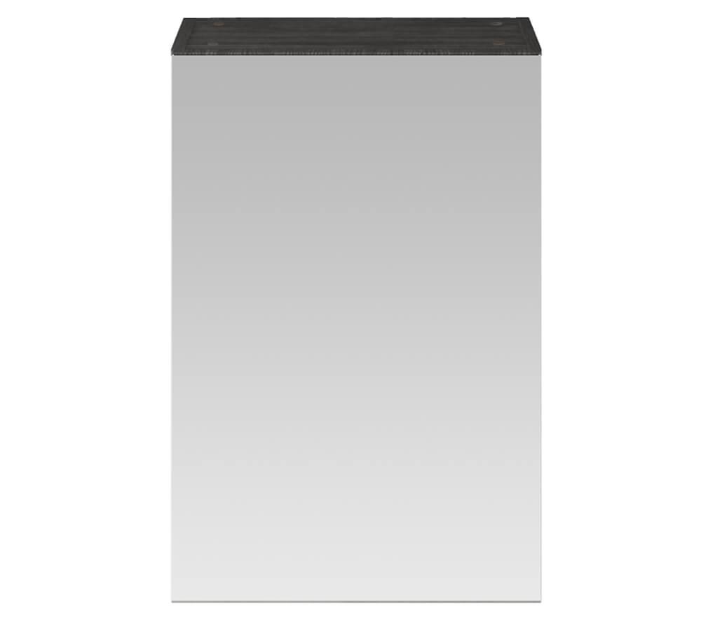 Hudson Reed Fusion 450 X 715mm Single Door Mirror Cabinet