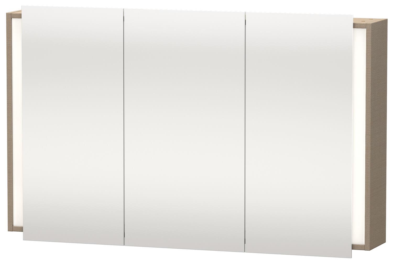 Duravit Ketho 1200 X 750mm 3 Door Mirror Cabinet