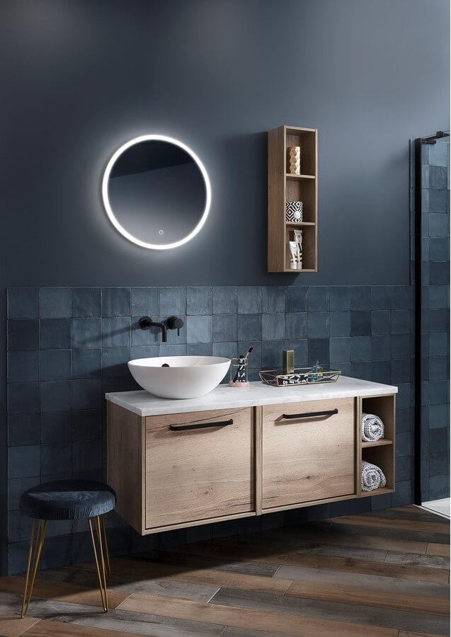 Crosswater Infinity Led Illuminated Mirror If Mirror