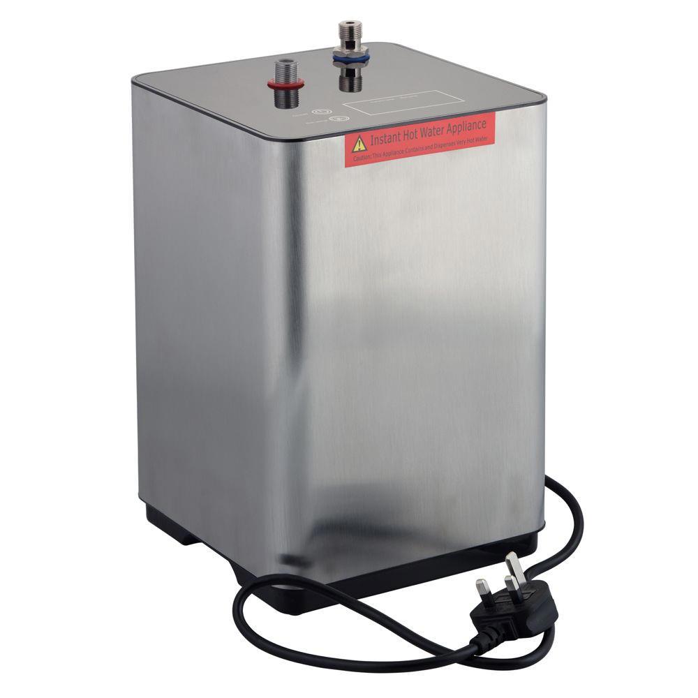 Reginox Amanzi 3-In-1 Instant Hot Water Kitchen Mixer Tap - AMANZI CH