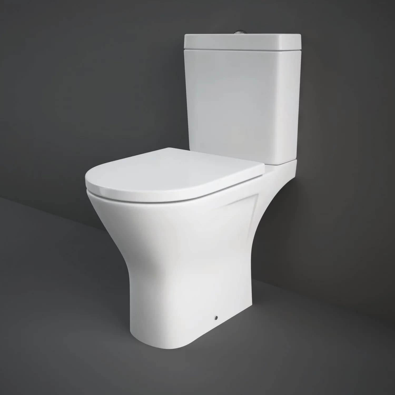 Terrific Rak Resort Mini Close Couple Wc Pan With Soft Close Seat Creativecarmelina Interior Chair Design Creativecarmelinacom