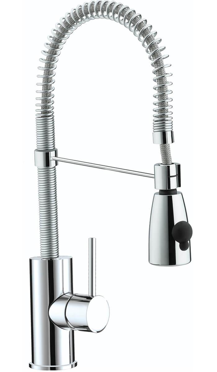 Faucet 57140 CZ25 L H2Okinetic Pendant
