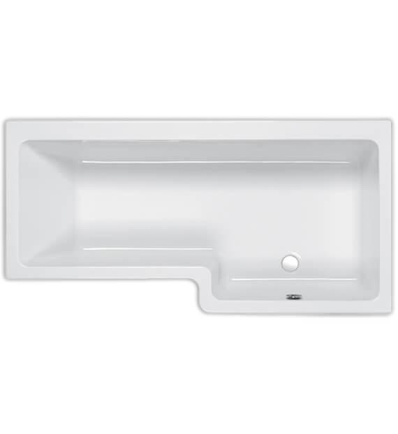 Carron Quantum 5mm Acrylic Shower Bath 1600 X 700-850mm
