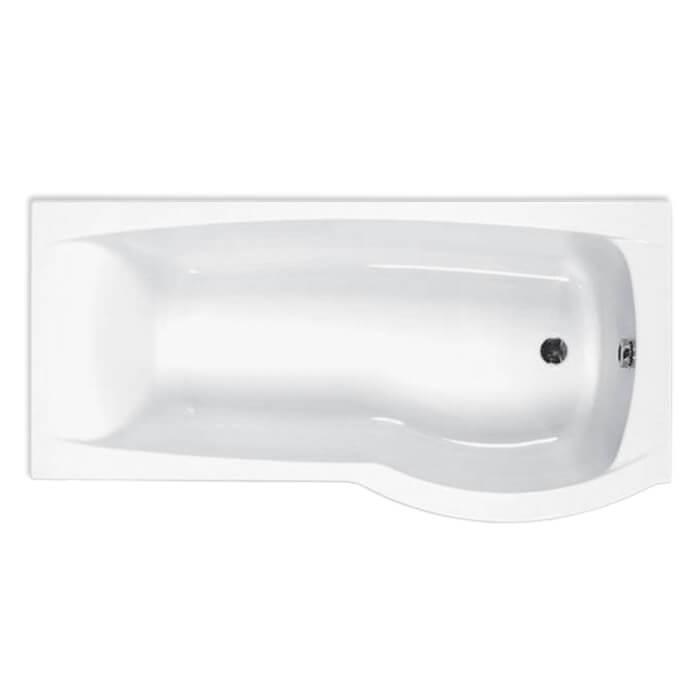 Carron Delta 5mm Acrylic Shower Bath 1600 X 700-800mm