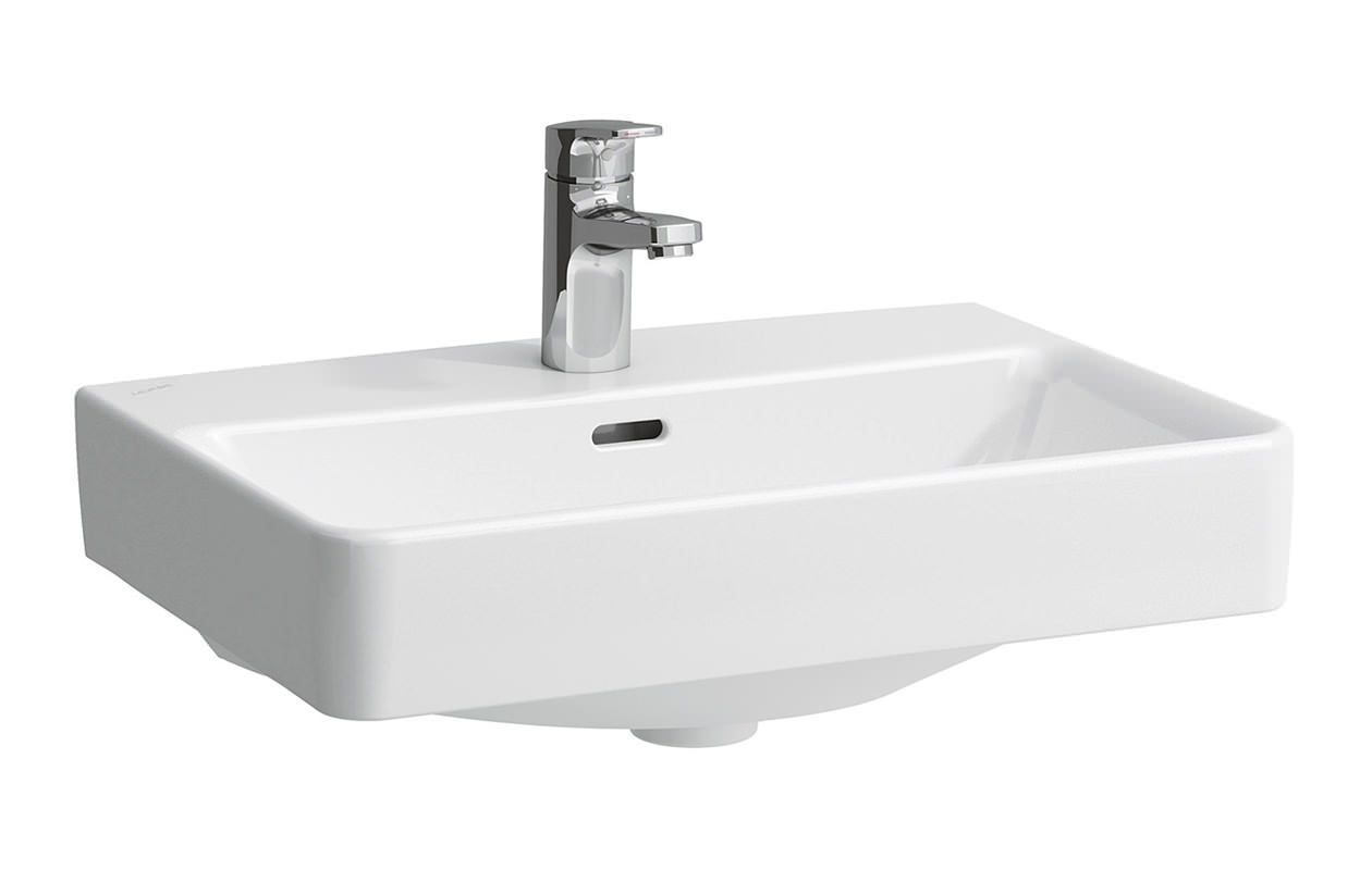 Laufen Pro A 650 X 480mm One Tap Hole Basin 18953wh
