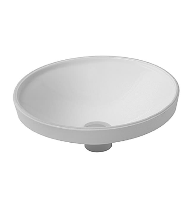 Duravit architec undercounter vanity basin 375mm 0319370000 for Duravit architec basin