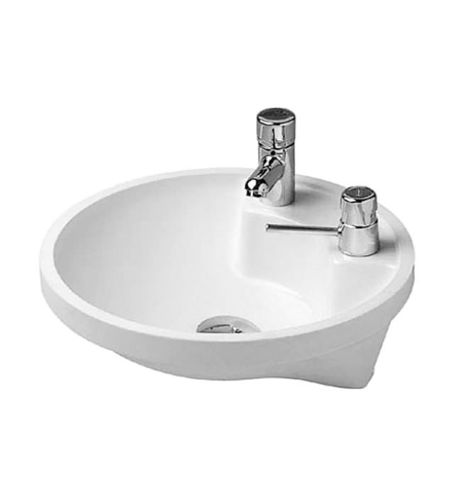 Duravit architec 400mm undercounter basin 0462400000 for Duravit architec basin
