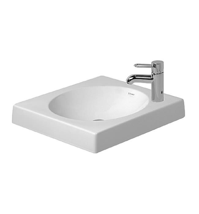 Duravit architec 500mm above counter ground basin 0320500000 for Duravit architec washbasin