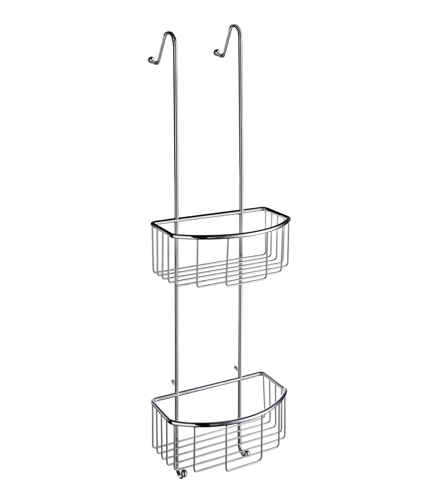Smedbo Sideline Shower Basket Double 220 x 130mm - DK1041