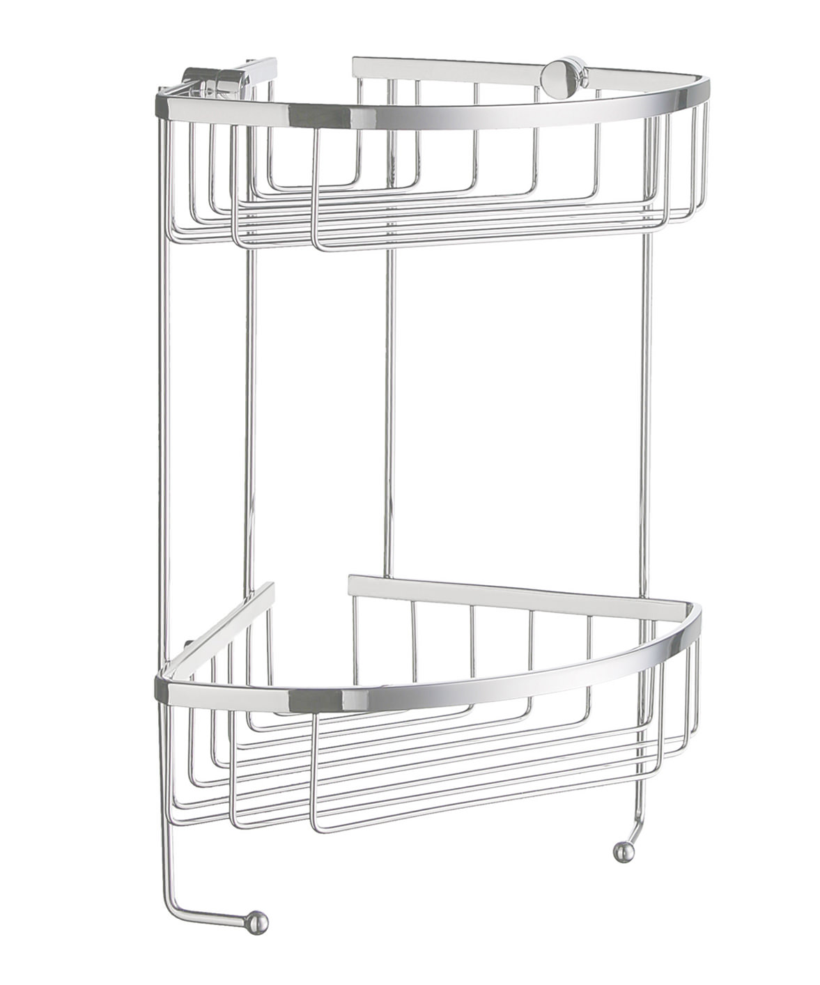 smedbo sideline design soap basket corner  level  dk - smedbo sideline design soap basket corner  level