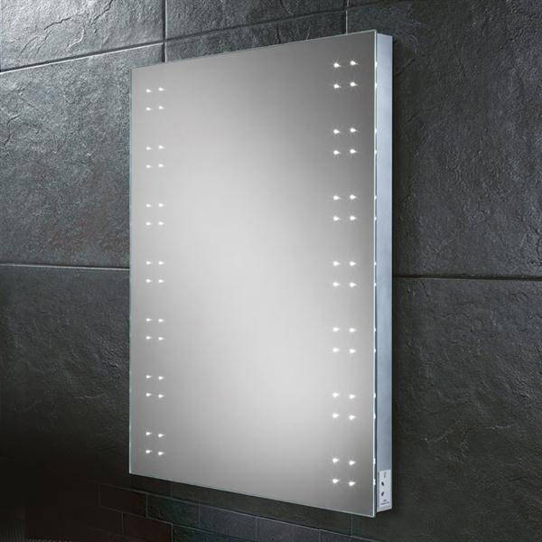 Hib Ariel Steam Free Led Illuminated Mirror 600 X 800mm