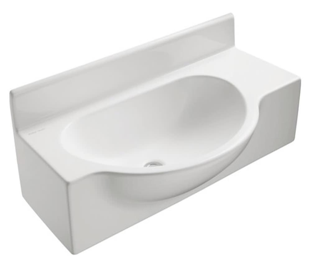 Armitage shanks bathroom sinks - Armitage Shanks Airside 800 X 450mm Wall Mounted Washbasin