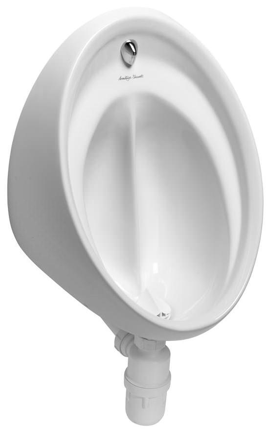 Armitage Shanks Sanura Hygeniq Wall Mounted Urinal Bowl