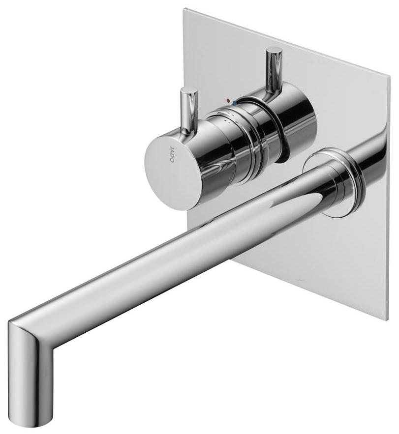 jado geometry concealed single lever kitchen sink mixer tap. Black Bedroom Furniture Sets. Home Design Ideas