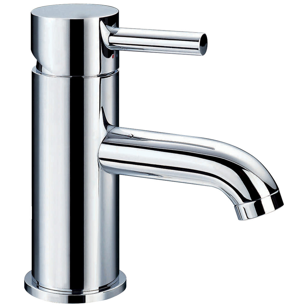 Flat Pack Kitchens >> Flova Levo Single Lever Basin Mixer Tap With Clicker Waste | LVBAS