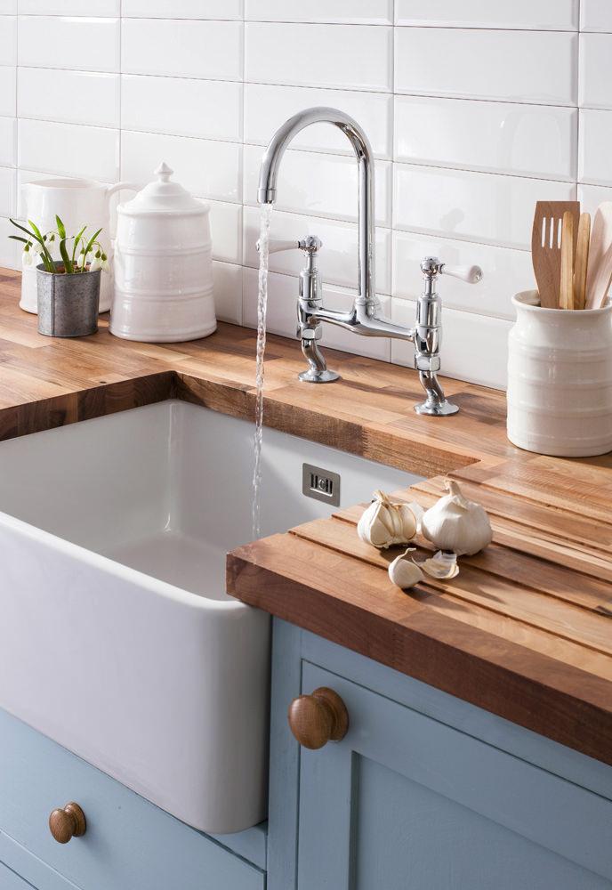 Crosswater Cucina Belgravia Dual Lever Kitchen Sink Mixer