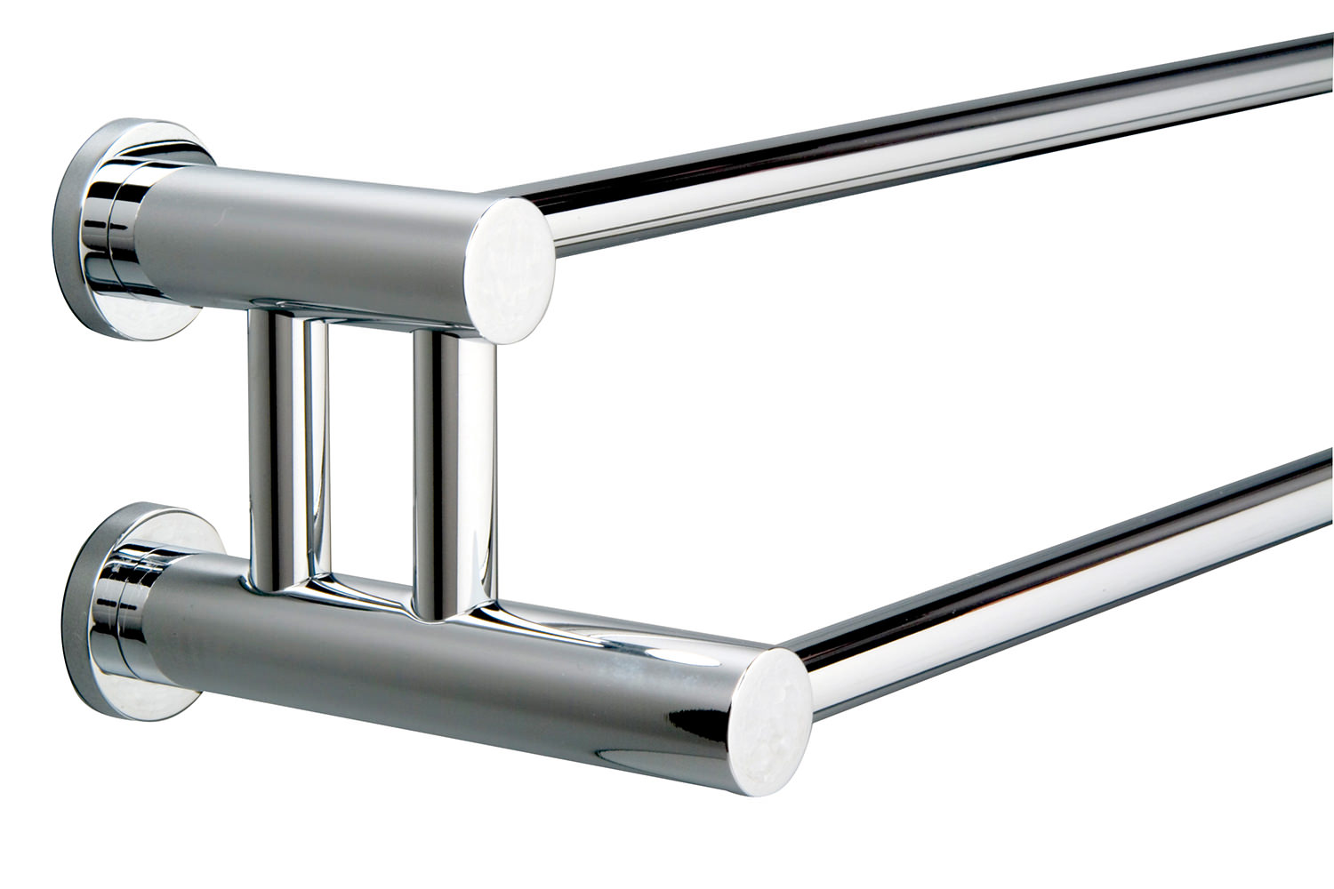 Miller Montana Double Towel Rail 650mm 6727c