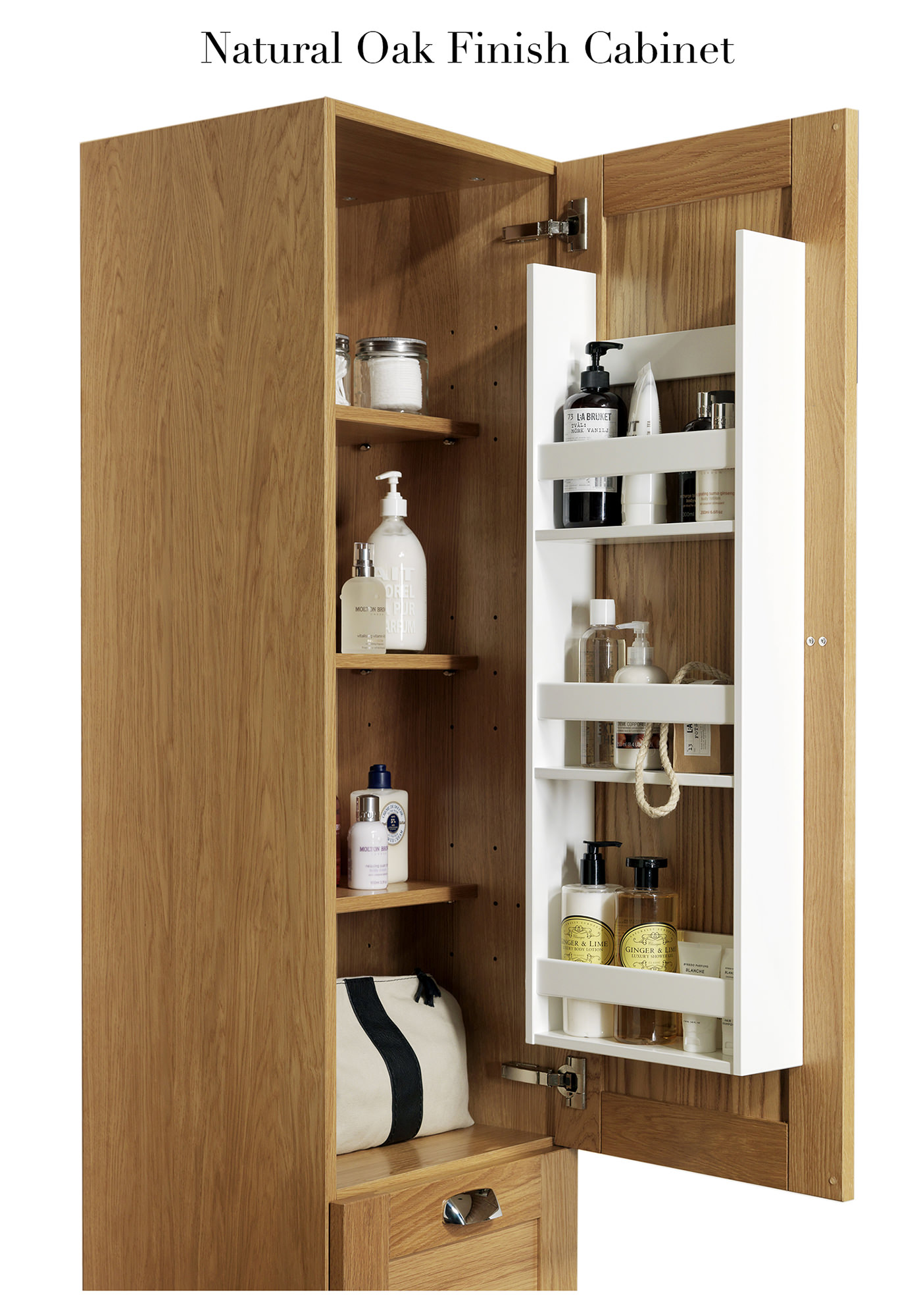 miller bathroom cabinet miller oak cabinet with single storage door 400 x 13645