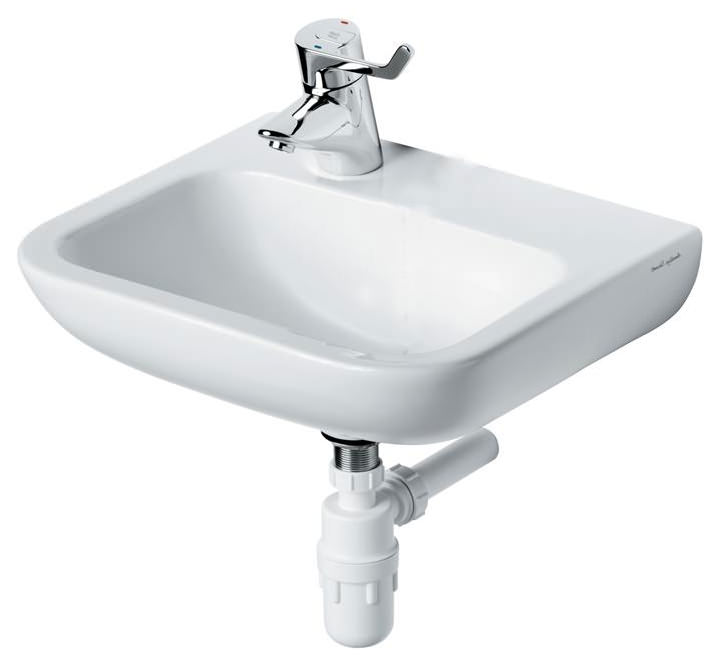 Armitage Shanks Portman 21 40cm Basin With 1 Left Hand Tap