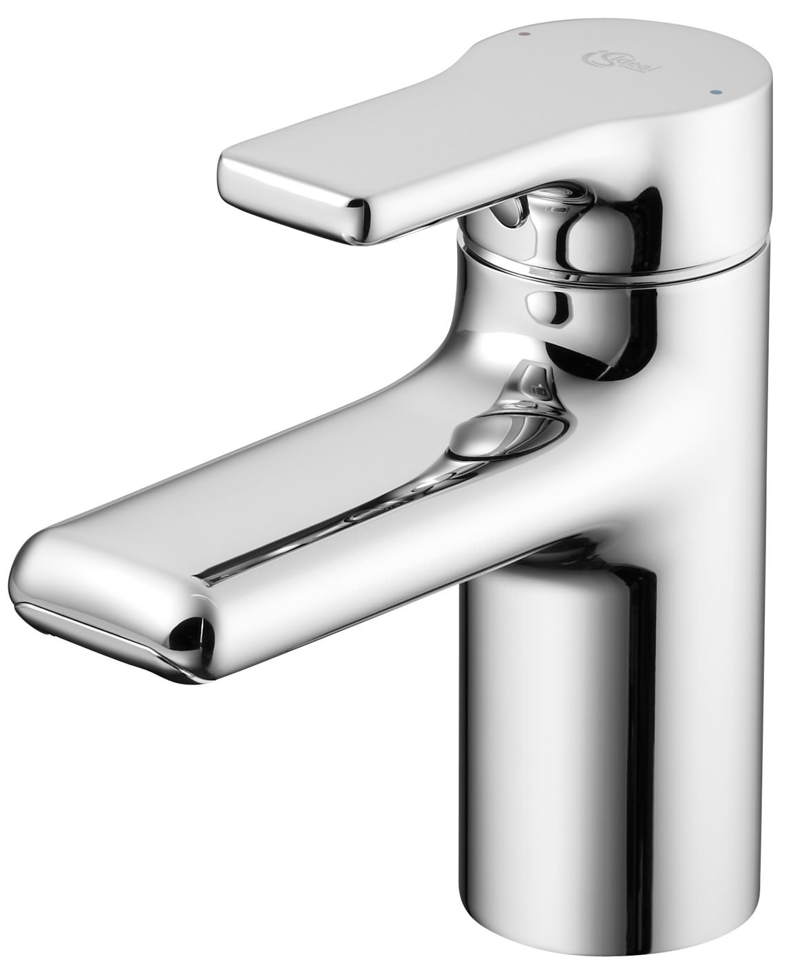 ideal standard attitude waterfall outlet basin mixer tap a5536aa. Black Bedroom Furniture Sets. Home Design Ideas