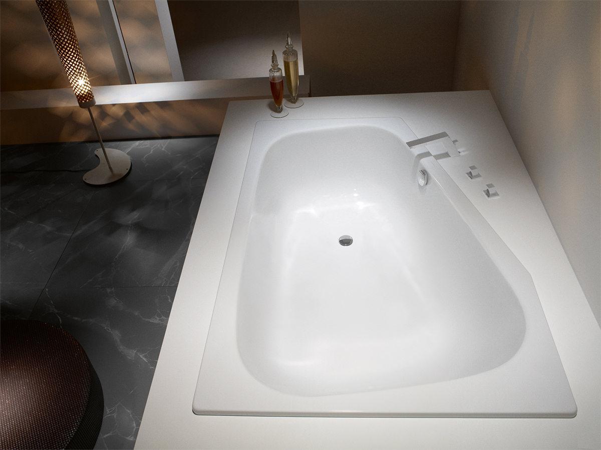 kaldewei plaza duo 1800 x 1200 800mm steel bath right handed. Black Bedroom Furniture Sets. Home Design Ideas