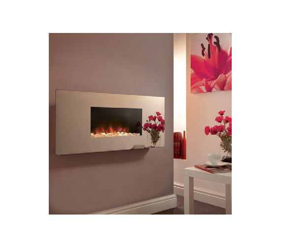 Celsi Accent Wall Mounted Electric Fire Chwecgre