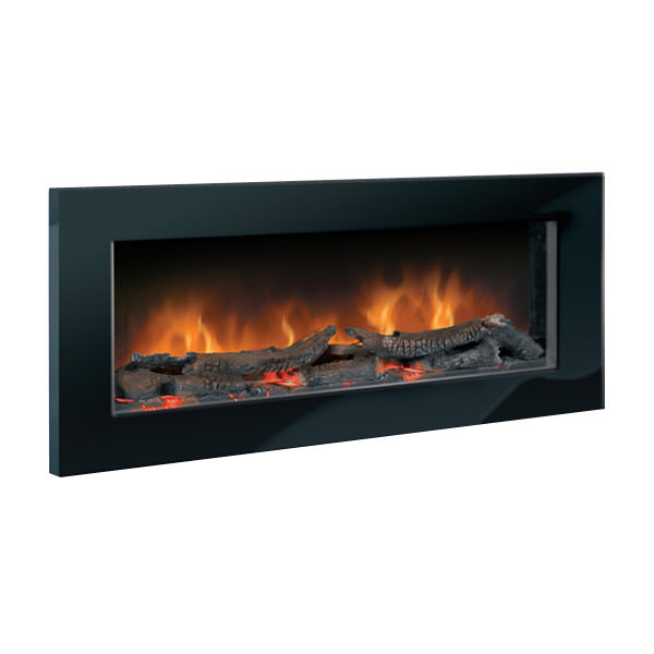 dimplex sp16 wall mounted remote control electric fire