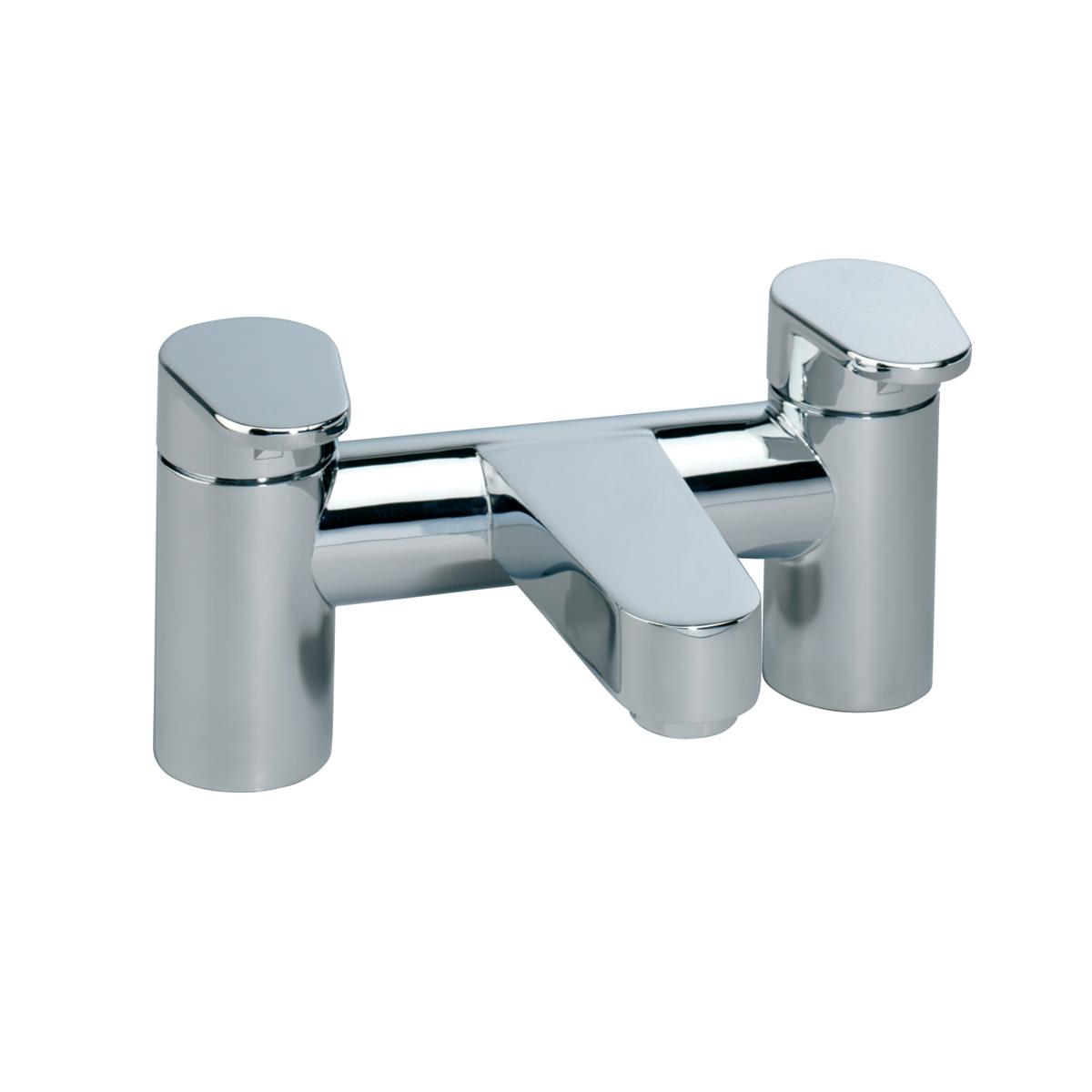 Roper Rhodes Stream Deck Mounted Bath Filler Tap Chrome