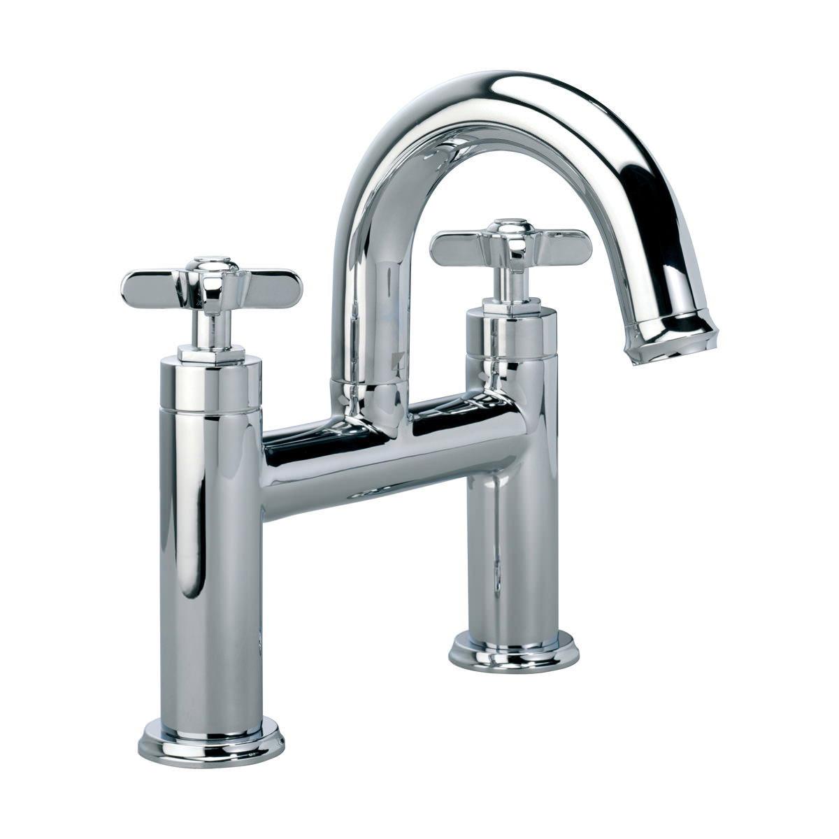 Roper Rhodes Wessex Deck Mounted Bath Filler Tap Chrome