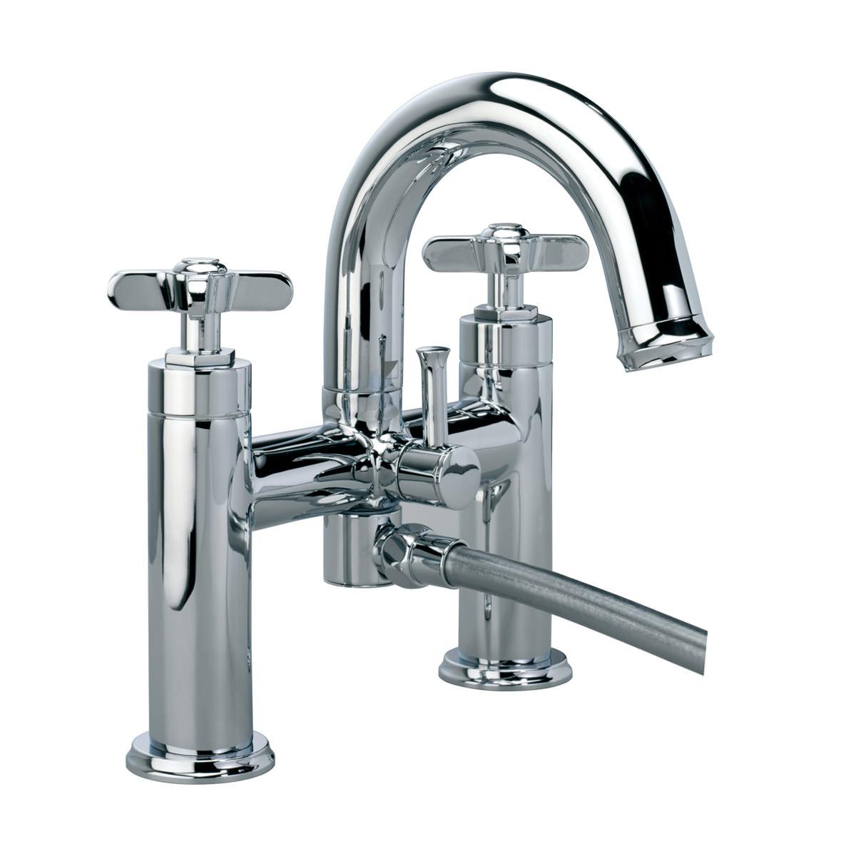 Roper Rhodes Wessex Bath Shower Mixer Tap With Shower ...