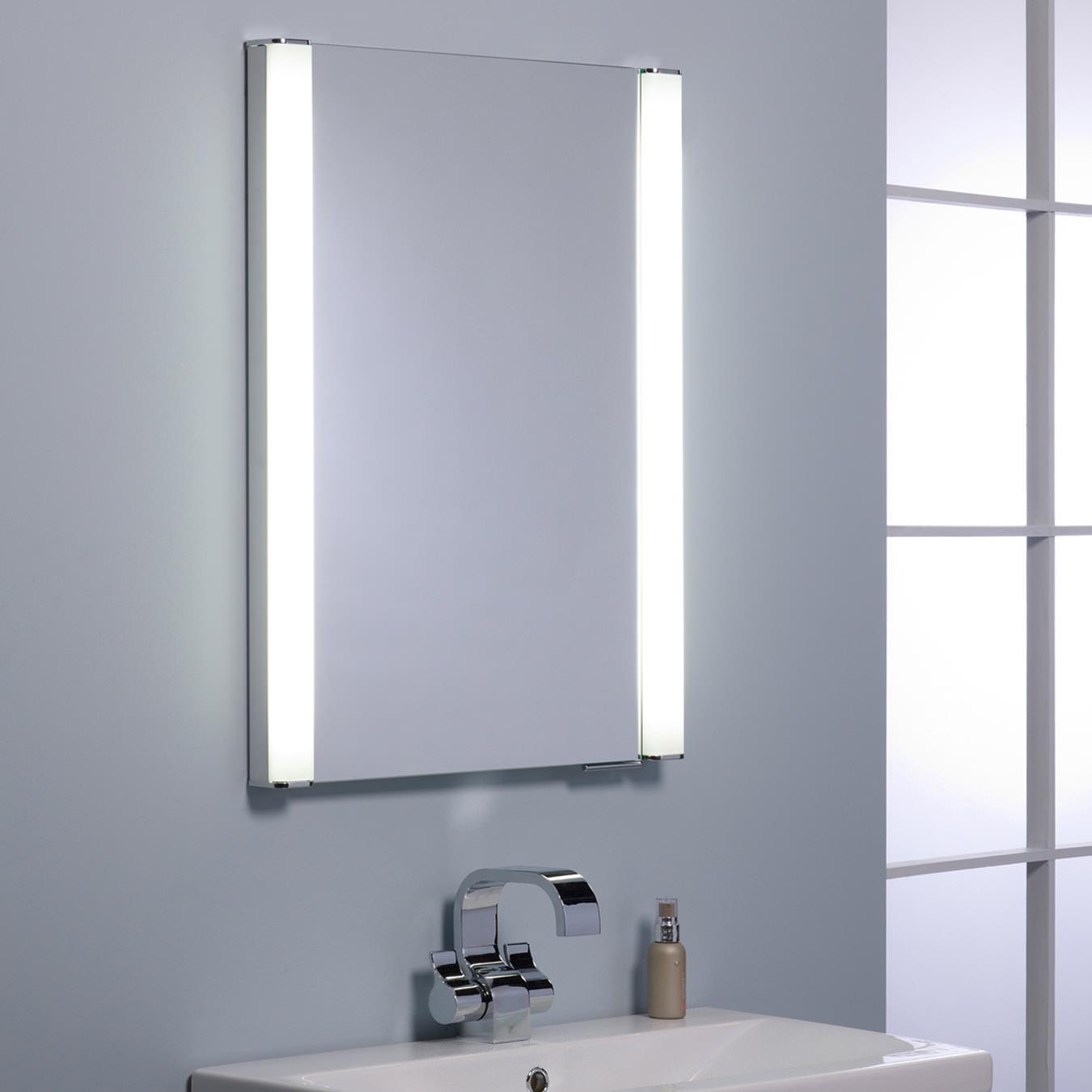 Roper Rhodes Illusion Recessible Single Mirror Glass Door Cabinet As241 As241