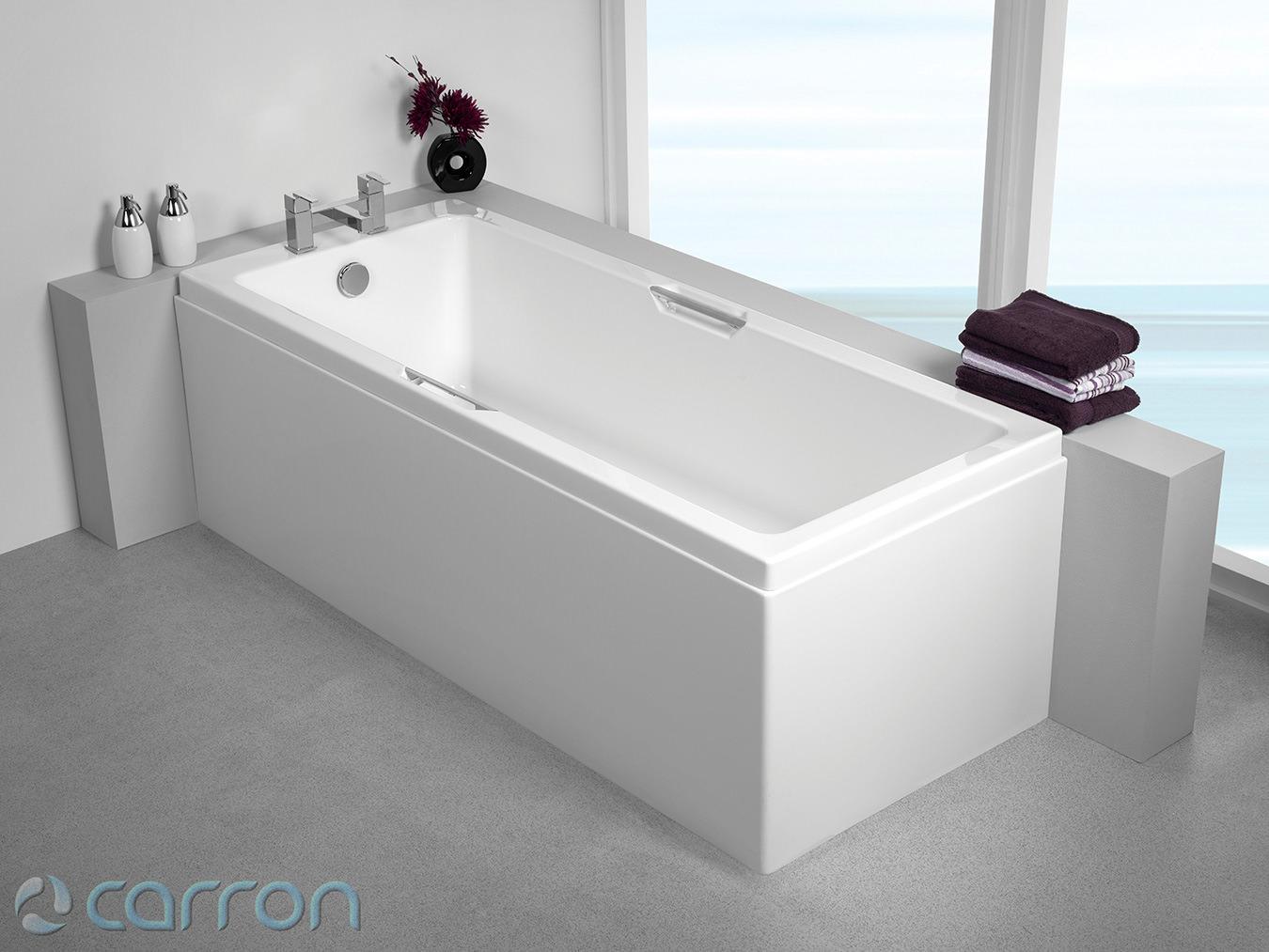 Carron Quantum Integra Single Ended Acrylic Bath 1700 X