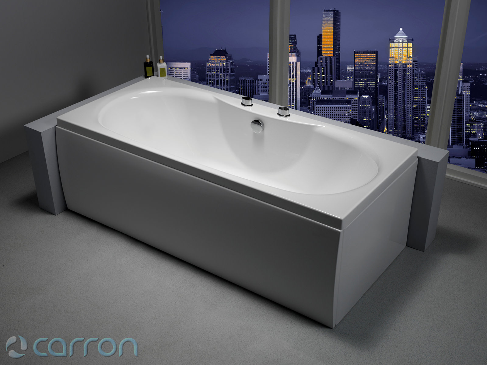 Carron equation double ended 5mm acrylic bath 1800 x 800mm for Bath 1800