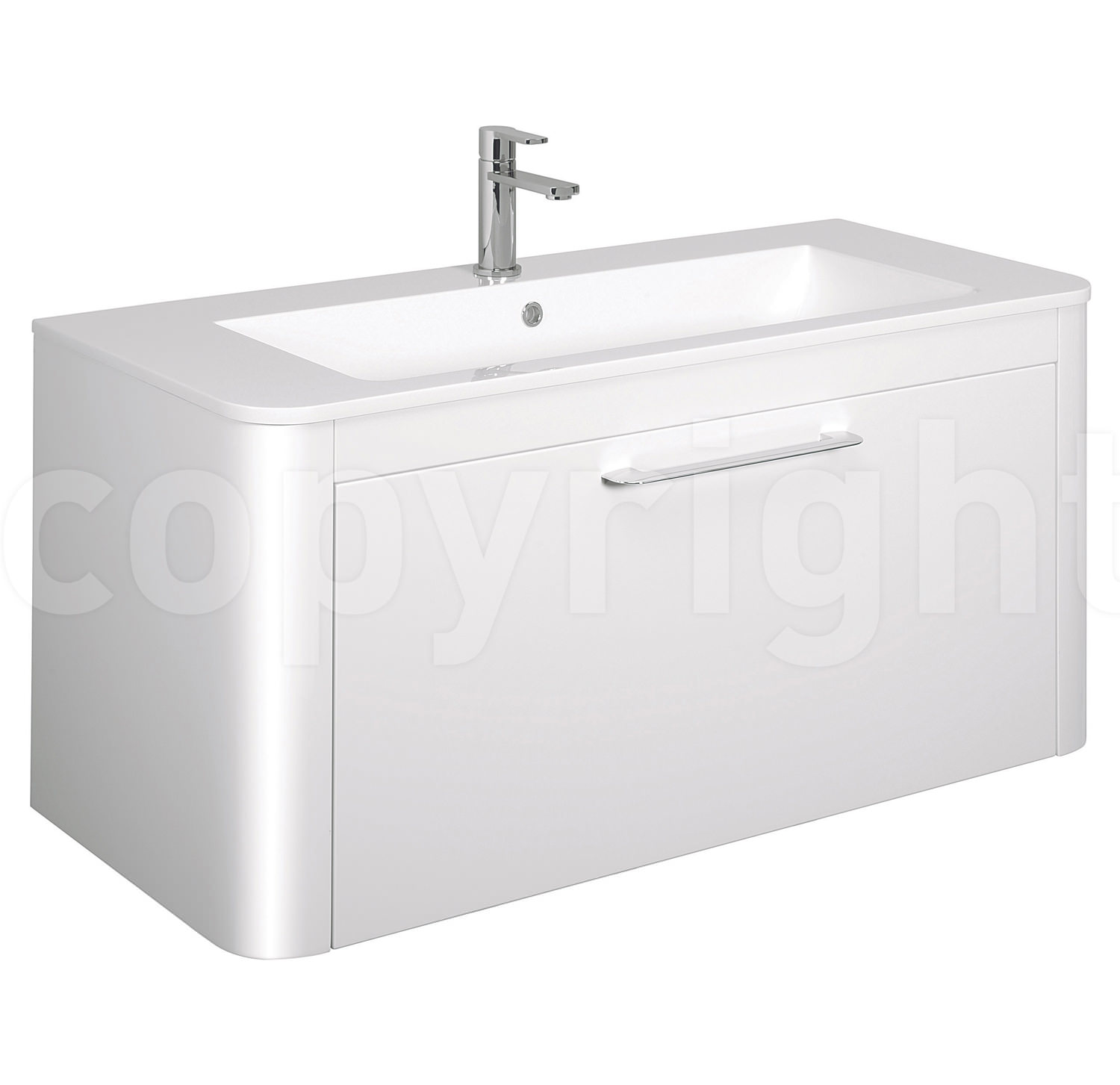 how to install tile in bathroom bauhaus celeste 1100mm white gloss single drawer unit 25429