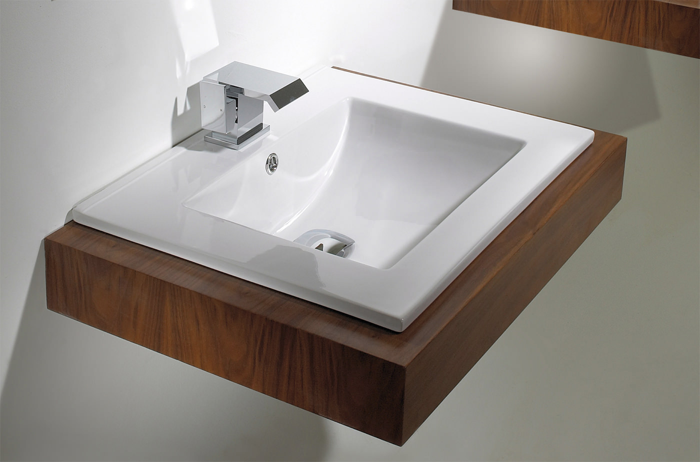 Phoenix Inset Basin 600mm X 460mm Vb020