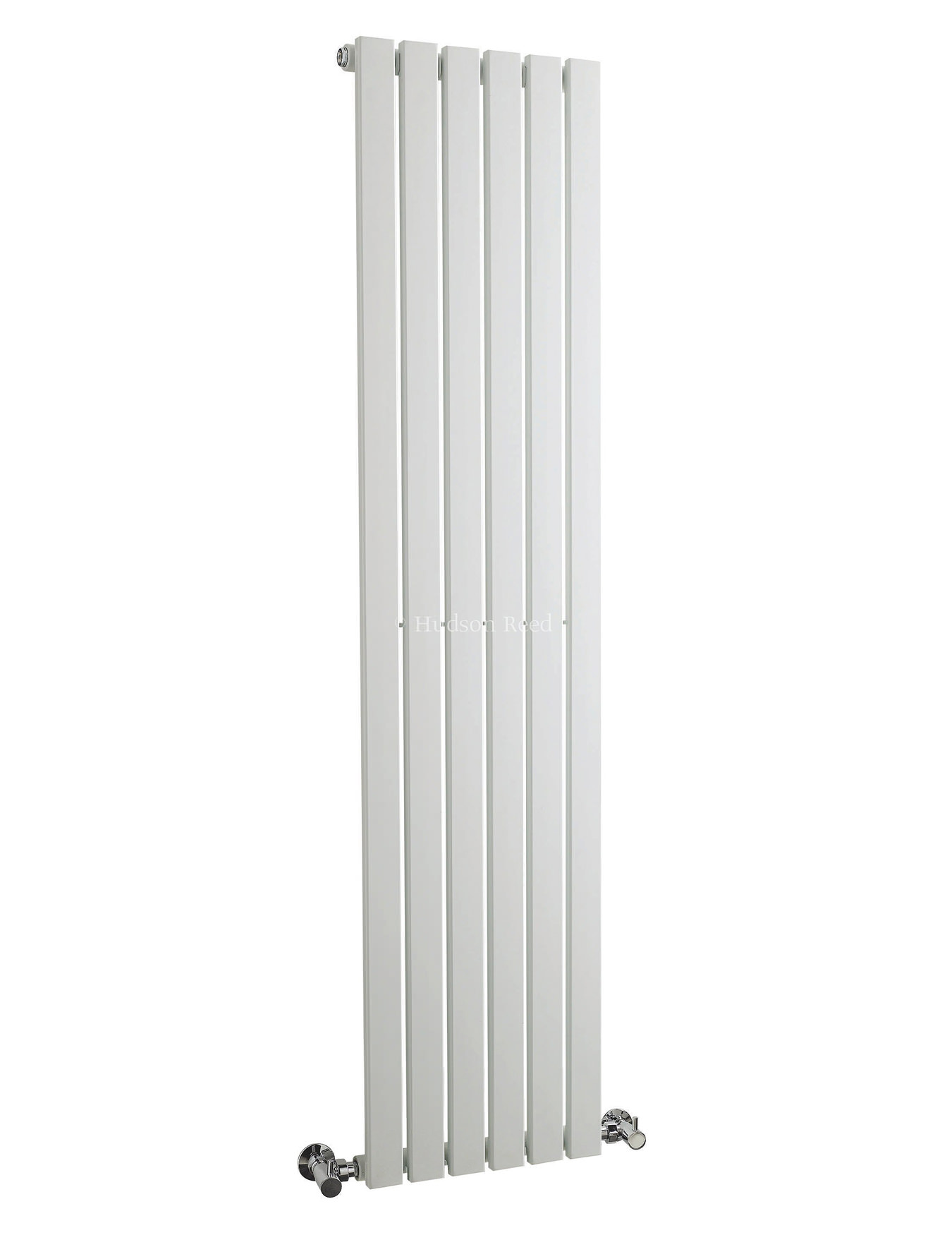 hudson reed sloane single panel radiator 354x1500mm white. Black Bedroom Furniture Sets. Home Design Ideas