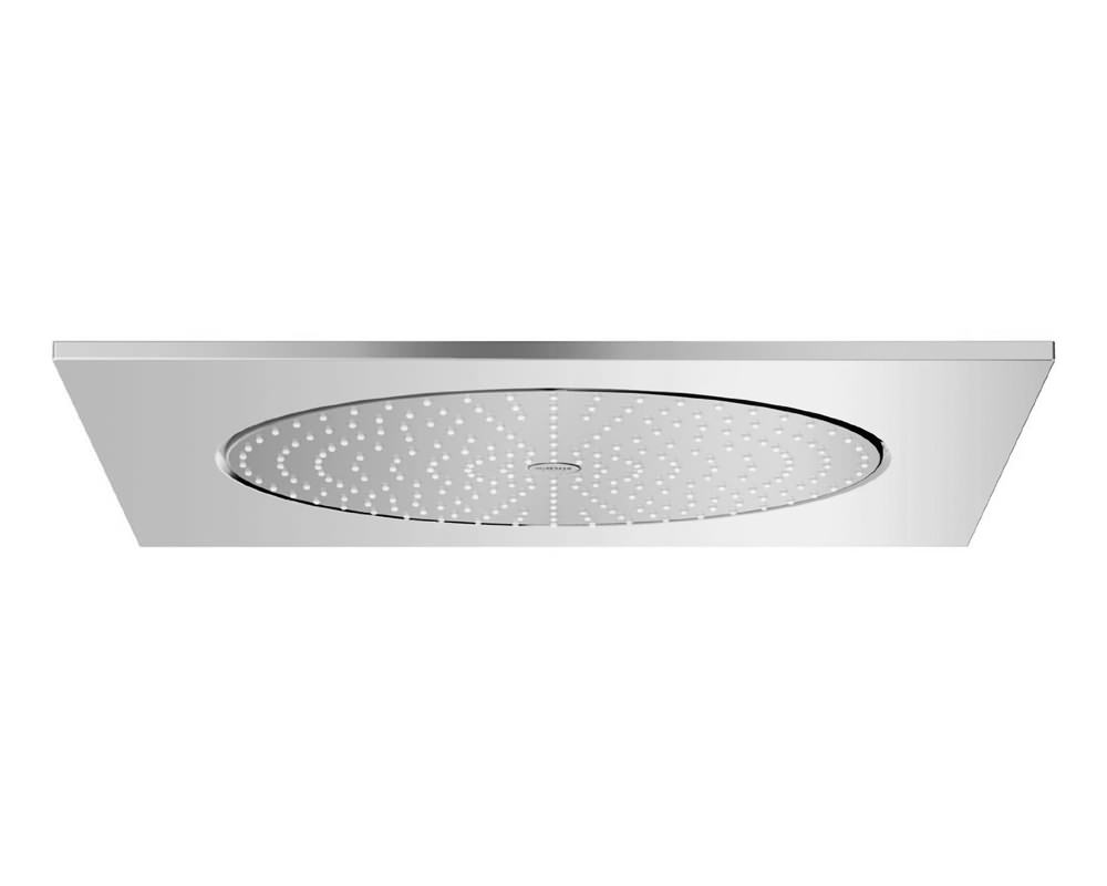 rainshower f series 20 inch ceiling shower chrome - 27286000
