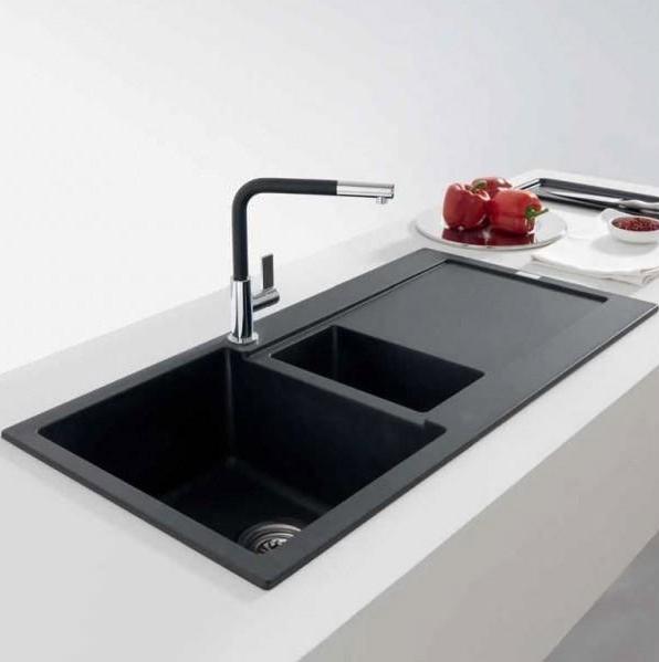 Franke 651 Sink : ... of Franke Maris MRG 651 Fragranite Coffee 1.5 Bowl Kitchen Inset Sink