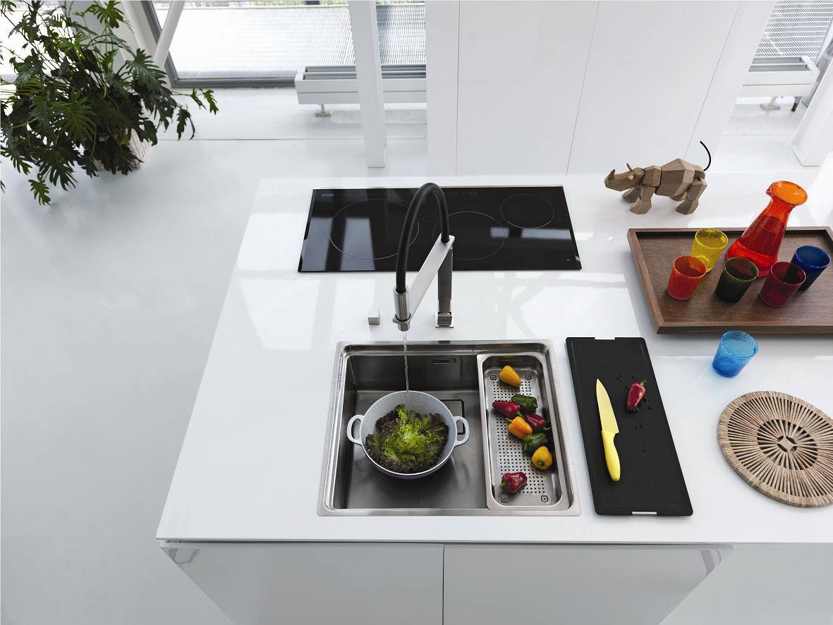 Franke Centinox CEX 210 Stainless Steel Inset Sink And Accessories ...