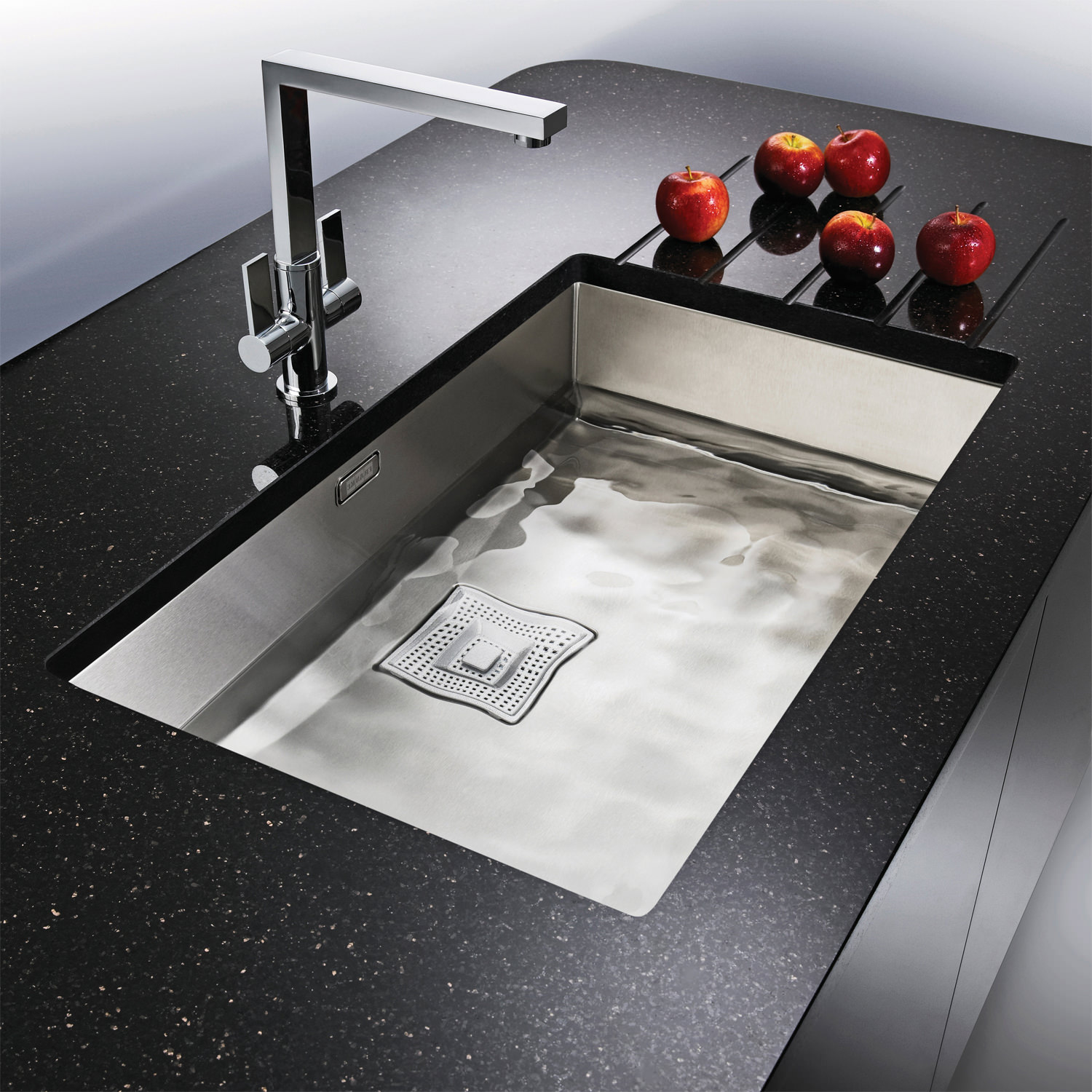 Franke Ss Sinks : ... of Franke Peak PKX 110 70 Stainless Steel 1.0 Bowl Undermount Sink