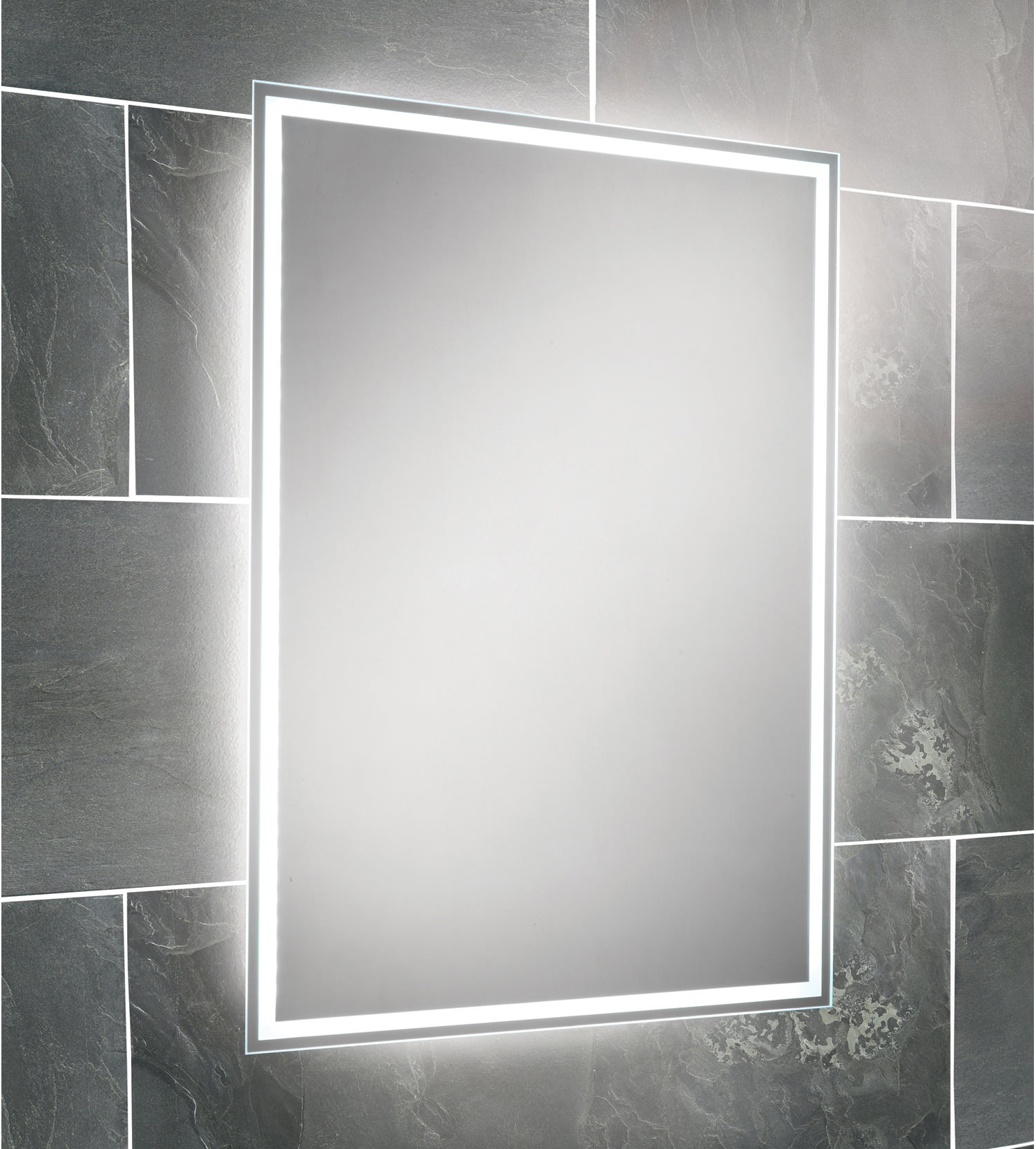 HIB Ella LED Back Lit Mirror 700 X 500mm