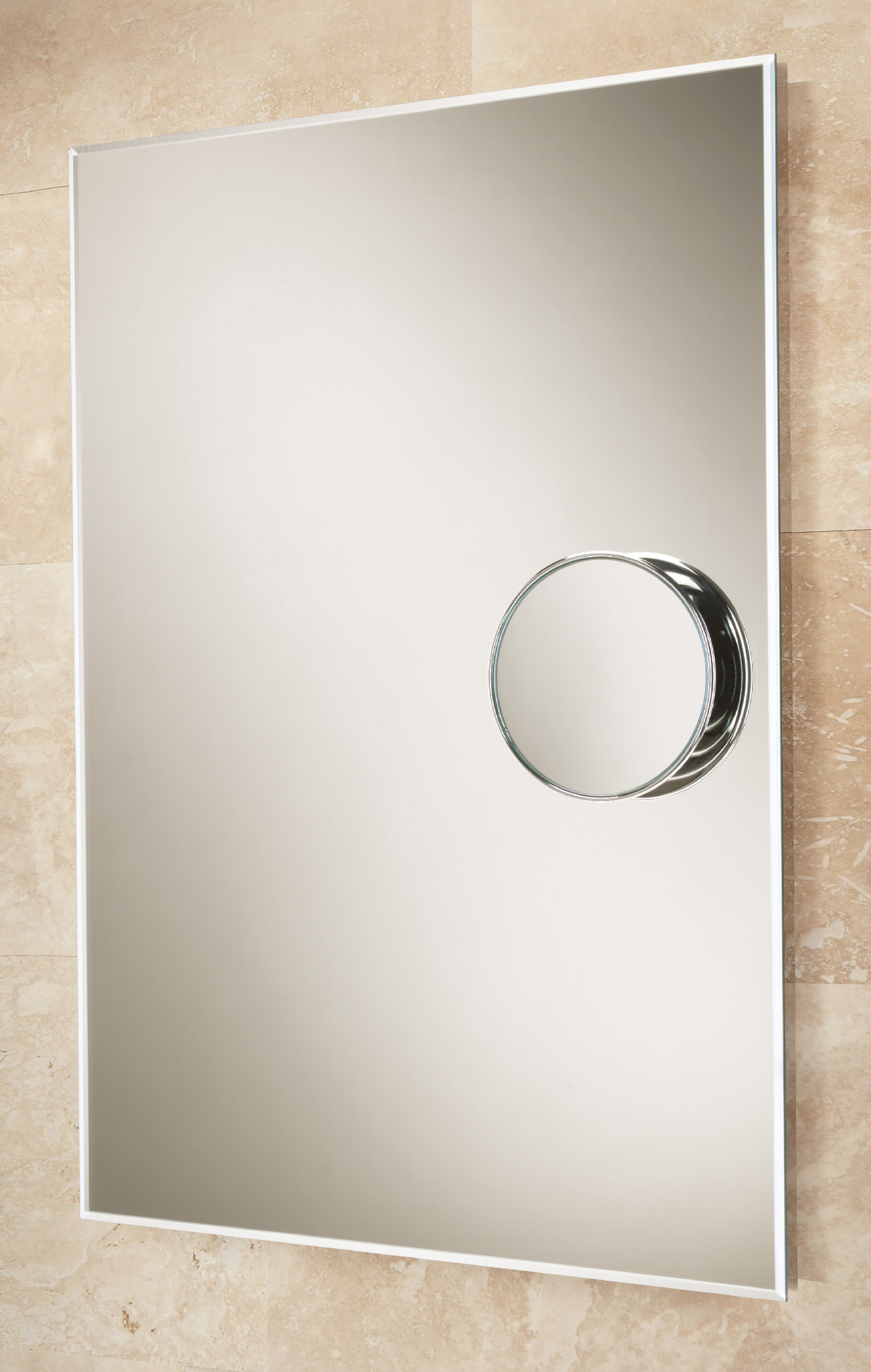 Hib Optical Mirror With Magnetic Magnifying Mirror 500 X