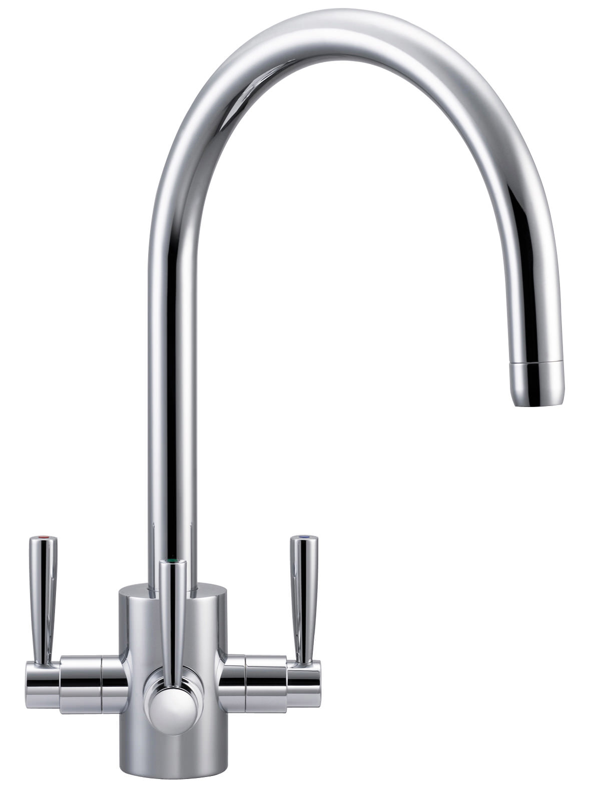 Franke Filterflow Olympus Kitchen Sink Tap Chrome More